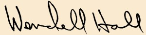 Hall Signature Capture