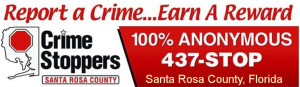 Crime Stoppers Red Tag NEW