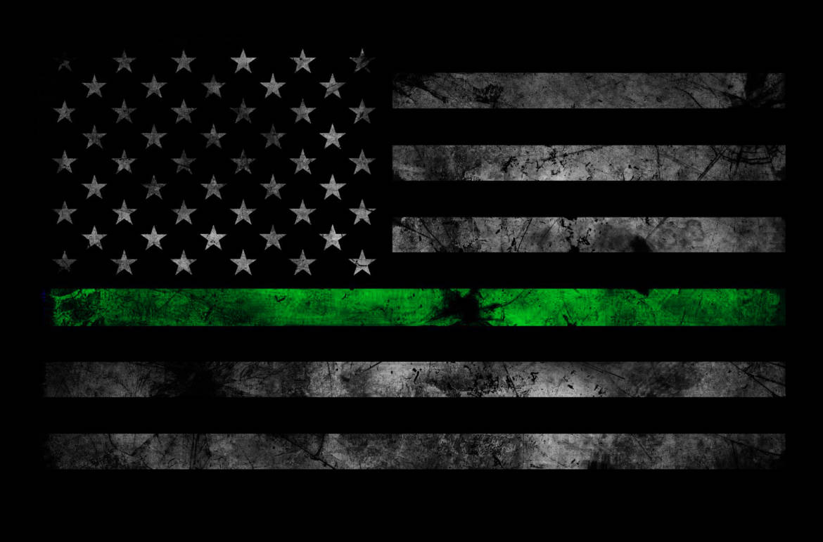 Thin Green Line Santa Rosa County Sheriff S Office